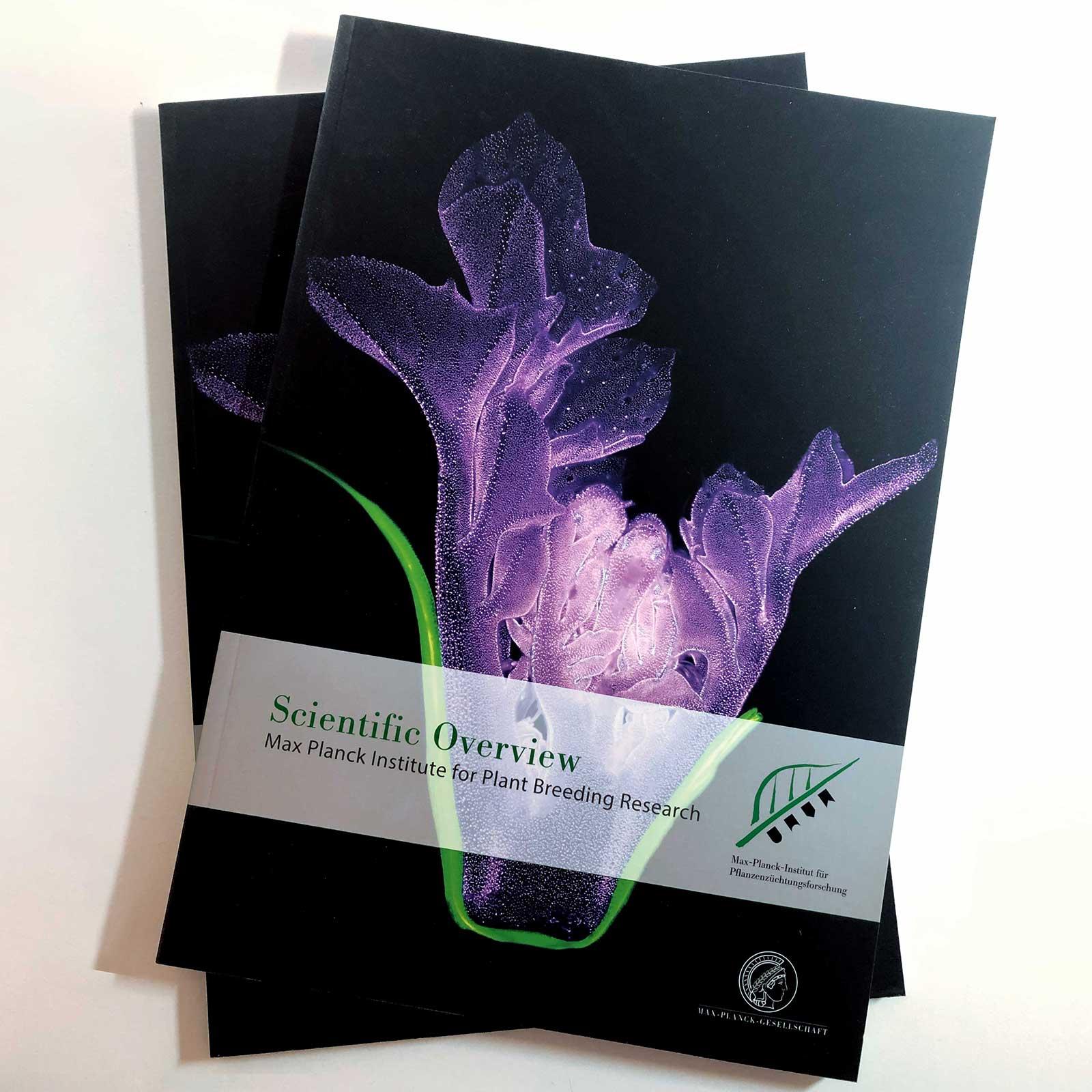 Max-Planck-Institut für Pflanzenzüchtungsforschung - Jahrbuch Titel